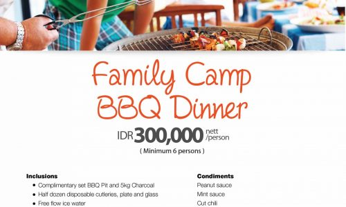family camp bbq